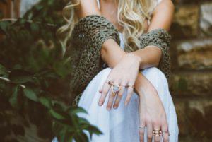 Tanie srebrne pierścionki