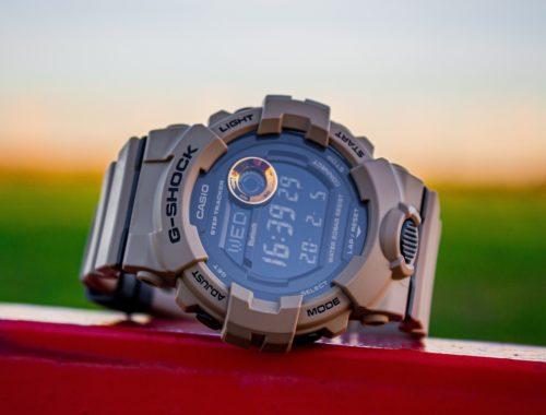 męski zegarek G Shock